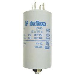 Kondensator 16,00 µF - 450 V